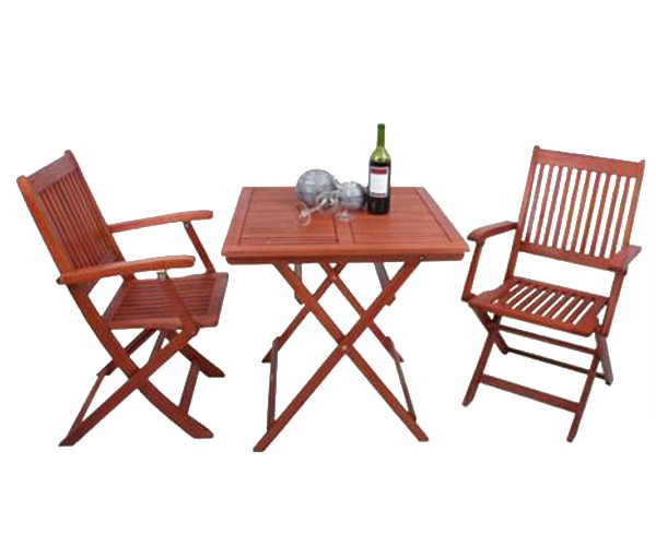 balkonset balkon garten klapptisch holz stuhl sessel gartenset tisch eukalyptus ebay. Black Bedroom Furniture Sets. Home Design Ideas
