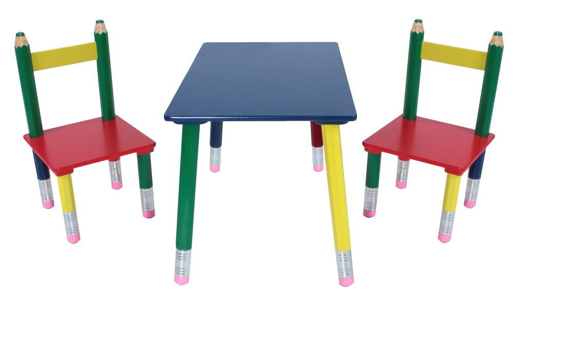 kindersitzgruppe kinderregal bleistift regal tisch stuhl kinderm bel m bel stift ebay. Black Bedroom Furniture Sets. Home Design Ideas