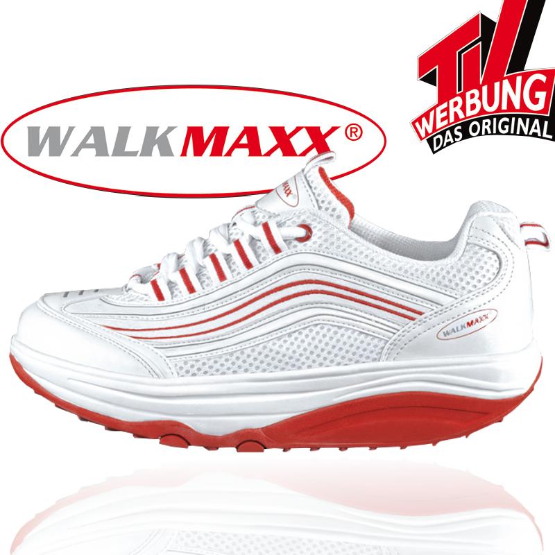tv das original walk maxx fitness schuhe sportschuhe. Black Bedroom Furniture Sets. Home Design Ideas